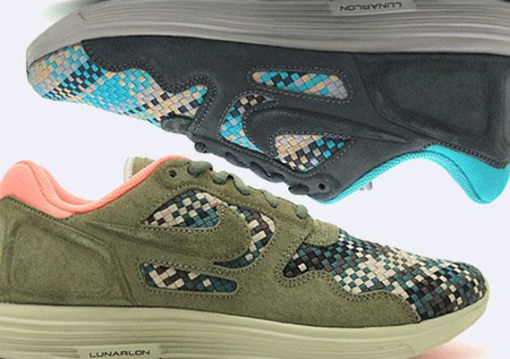 differently ecd67 66b3d Nike Lunar Flow Woven QS - SneakerNews.com