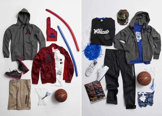 Nike Sportswear Spring 2012 Basketball Collection ...