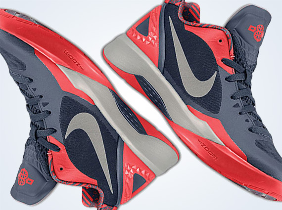 competitive price d66d6 cced7 Nike Zoom Hyperdunk 2011 Low - Deron Williams Away PE - SneakerNews.com
