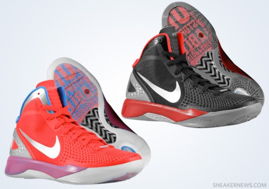 sports shoes 20fd9 deda2 Nike Zoom Hyperdunk 2011 Supreme – Blake Griffin PE s