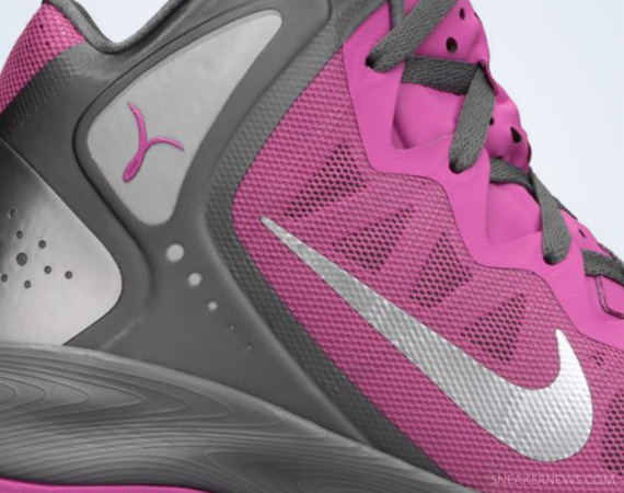 Nike Zoom Hyperenforcer  Think Pink  – Available   NikeStore 57a158ee83