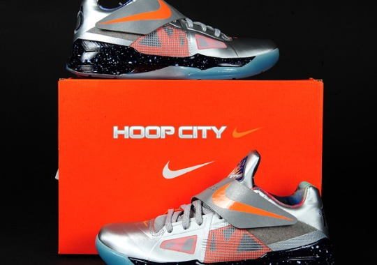 Nike Zoom KD IV 'All-Star' – New Images