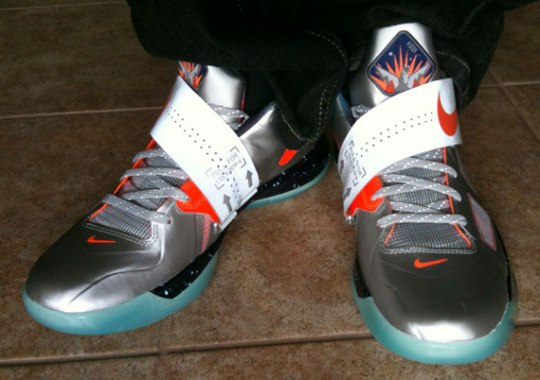 Nike Zoom KD IV 'All-Star' – On Foot Images