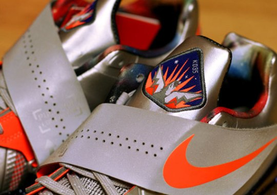 Nike Zoom KD IV 'All-Star' – Release Date