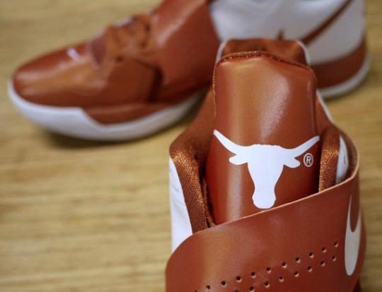 Nike Zoom KD IV 'Texas Longhorns' – First Look