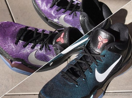 Nike Zoom Kobe VII 'Invisibility Cloak' – Release Date