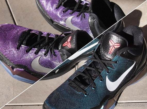 the best attitude fbd05 9246c Nike Zoom Kobe VII  Invisibility Cloak  – Release Date