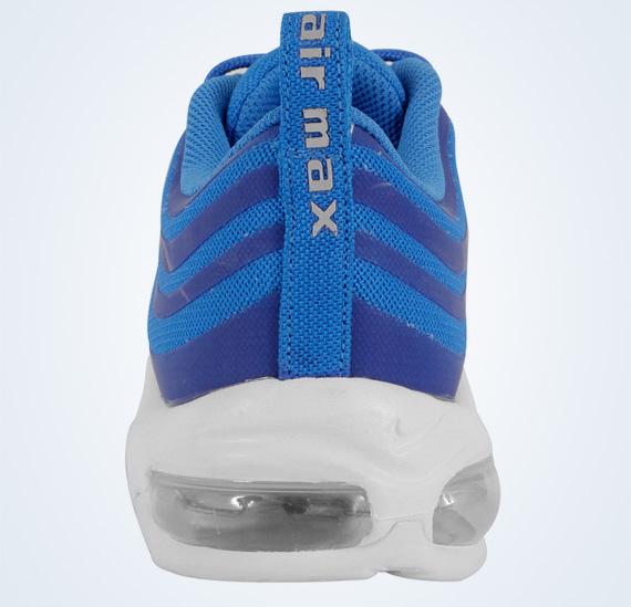 505802 410 Nike Air Max 97 CVS Canvas Soar | KicksCrew