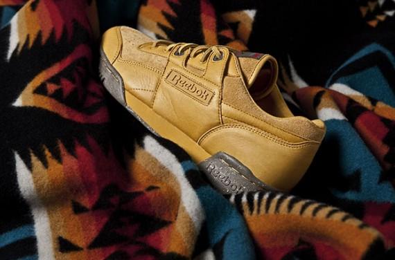 Shoe Gallery x Reebok Workout 25th Anniversary