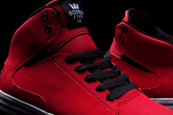 Supra Society Mid – Spring 2012 Colorways