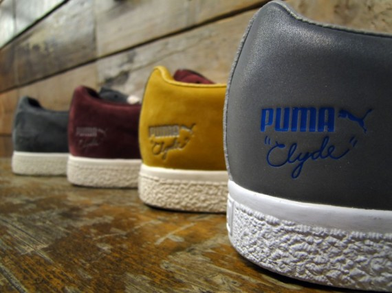 new product 060ea 7f39f UNDFTD x Puma Clyde '3M Stripe-Off' - SneakerNews.com