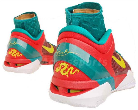 Nike Zoom Kobe VII Year Of The Dragon Release Date