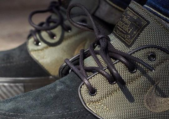 8FIVE2 x Nike SB Stefan Janoski Premium QS – Available