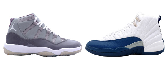 Sneaker News March Madness Non OG Air Jordan Tournament   Sweet 16 Voting