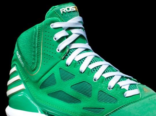 adidas adiZero Rose 2.5 'St. Patty's' – Release Info