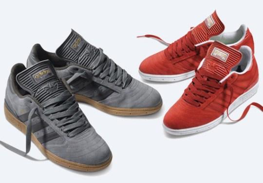 adidas Skateboarding Busenitz Pro – Spring 2012 Colorways