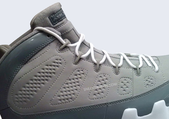 "Air Jordan IX ""Cool Grey"" – Release Date"