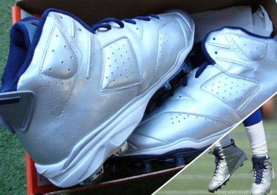 Air Jordan VI – Terrell Owens 2008 Pro Bowl Cleat PE