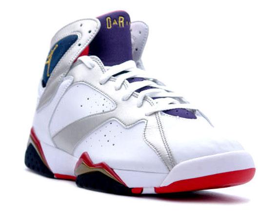 Nike Air Jordan Retro 7 Ol 2012 Løping m13bn