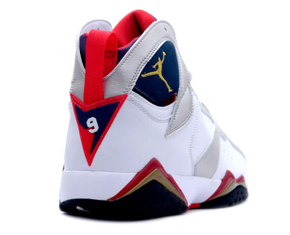 new product 21644 7c4e8 Air Jordan VII Olympic 2012 - Release Date - SneakerNews.com
