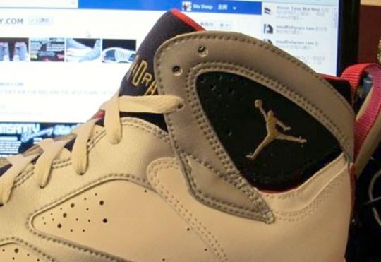 Air Jordan VII Retro 'Olympic' GS