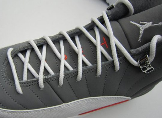 Air Jordan XII GS 'Cool Grey'