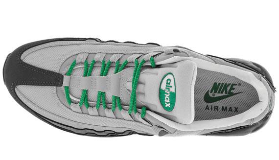 Air Max 95 Grey Green