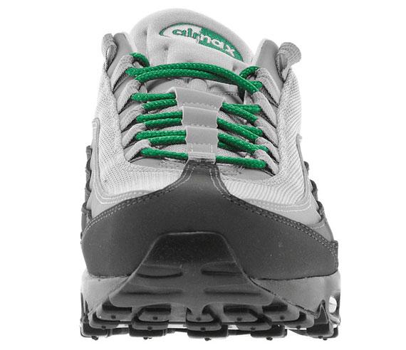 20e2203152 Nike Air Max 95 - Anthracite - Grey - Green - SneakerNews.com