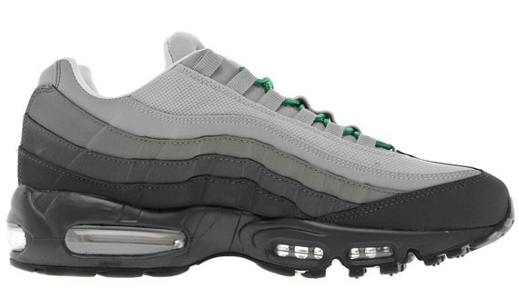 Nike Air Max 95 Anthracite Grey Green