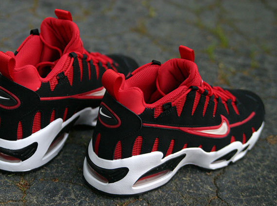 Nike Air Max NM WhiteObsidan Red