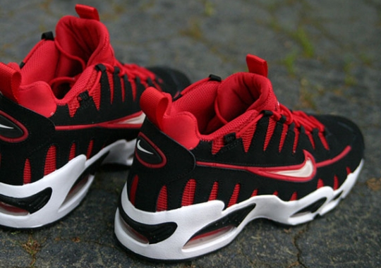 big sale ce823 ea237 Nike Air Max NM – Black – Varsity Red