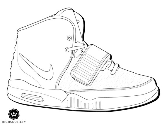 color your own nike air yeezy 2 sneakernews