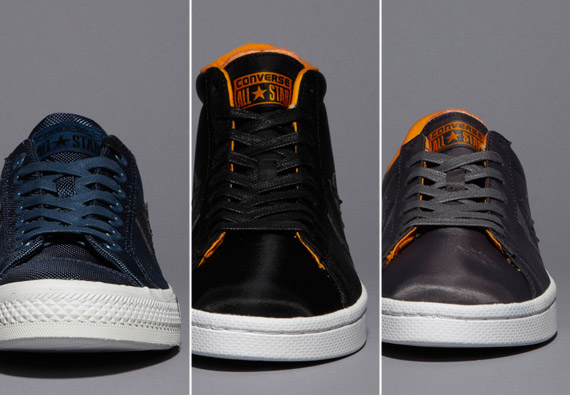 UNDFTD x Converse For Foot Locker Detailed Images