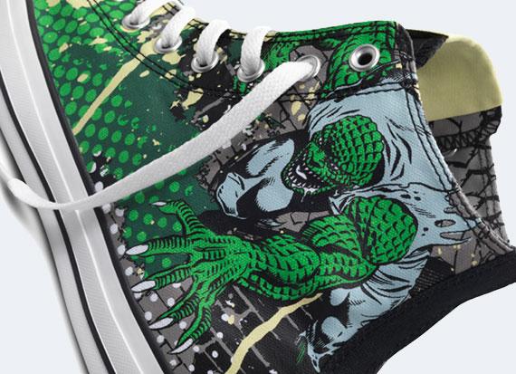 cb930bf7b7be DC Comics x Converse Chuck Taylor All Star - Killer Croc + Wonder ...