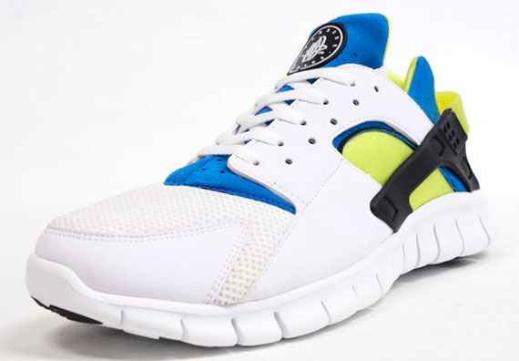 97b3c04ac077c Nike Huarache Free White Soar-Cyber-White 510801-101. Advertisement. show  comments
