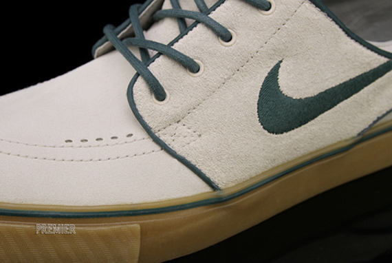 Nike SB Stefan Janoski - Birch - Noble Green  3110c2bda