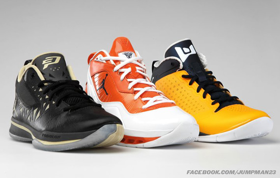 Jordan Brand 'College Collection'