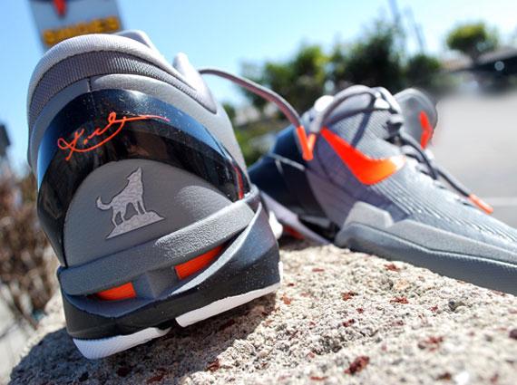best sneakers 5f27a 7c827 Nike Zoom Kobe VII Nike Zoom Kobe VII Wolf – Arriving Retailers ...