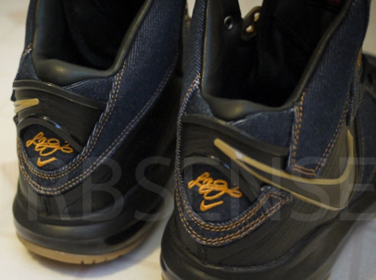 Nike LeBron 8 'James Dean' Denim – Available on eBay
