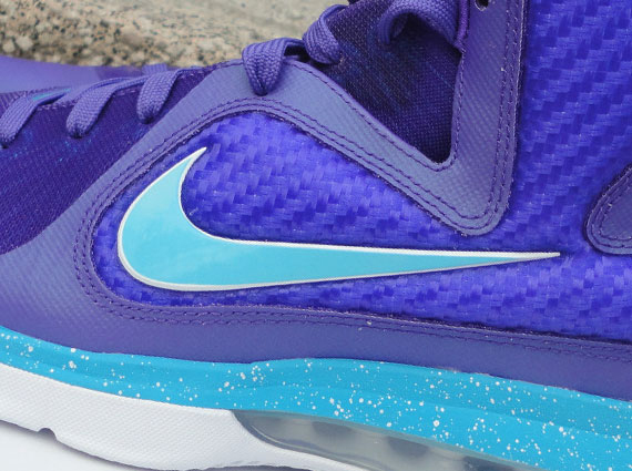 reputable site 99cc3 902e8 Nike LeBron 9  Summit Lake Hornets  - Release Reminder - SneakerNews.com