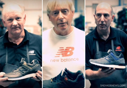 New Balance Excellent Makers – Flimby Factory