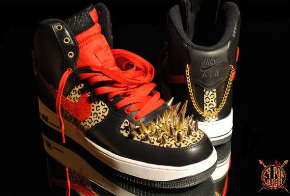 Las Vegas Nights Nike Air Force 1 eIkNvBCt