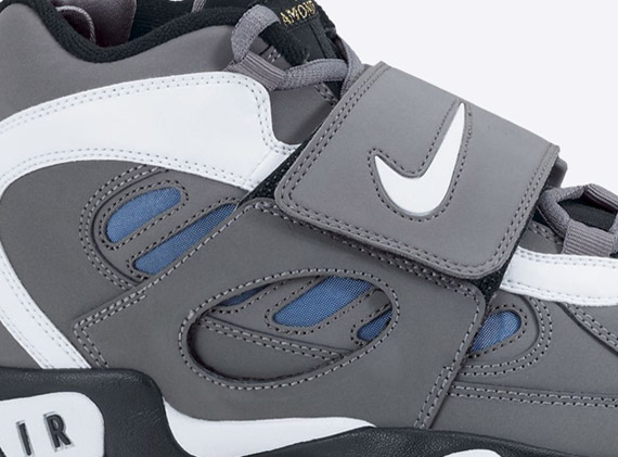 3854f7cf1094 Nike Air Diamond Turf II  Cool Grey  - SneakerNews.com