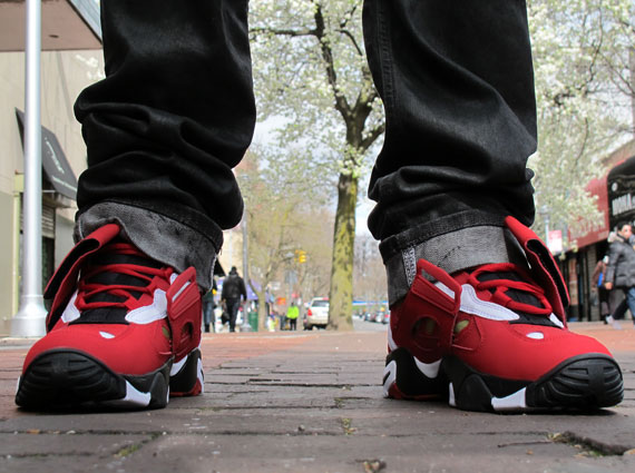 new product 7f774 30d50 nike air diamond turf red for sale