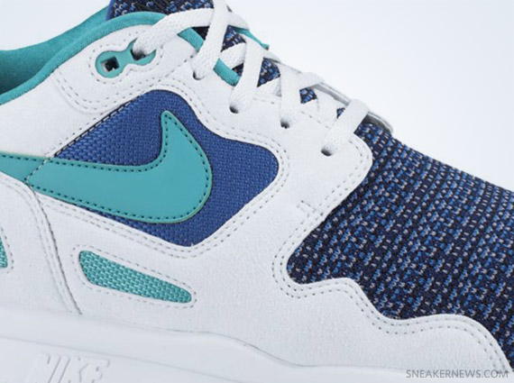 super populaire 07950 e0ed3 Nike Air Flow - Storm Blue - New Green - Summit White ...