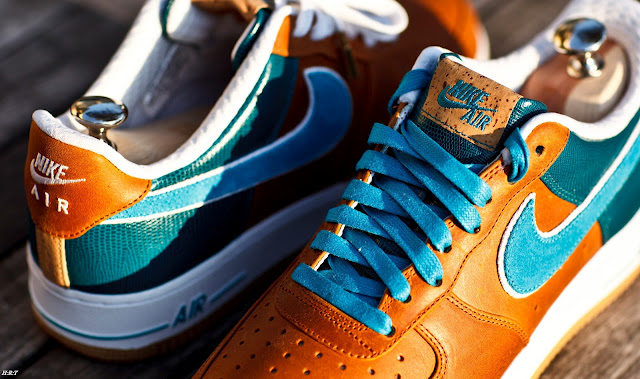 Nike Air Force One BESPOKE part II by Antoine LeQuevre | HIP