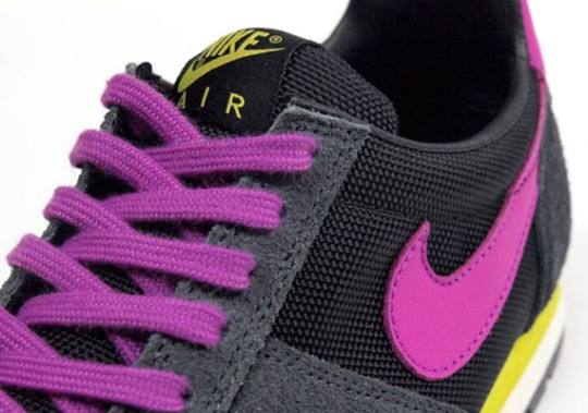 Nike Air Lava Dome – Black – Pink – Yellow