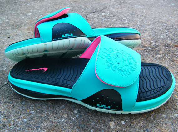 nike air lebron slide 2