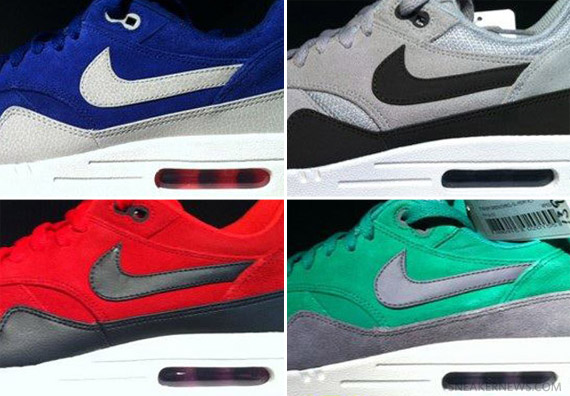 Nike Air Max 1 Premium Holiday 2012 Preview