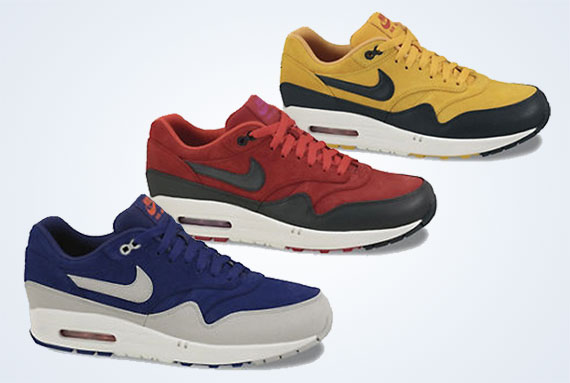 outlet store bb51d 7d983 Nike Air Max 1 Premium - Holiday 2012 - SneakerNews.com